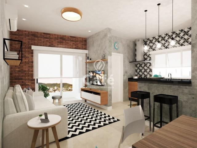 Apartamento, Edifício Torre Della Felicita, 2 dormitórios, garagem - Foto 3