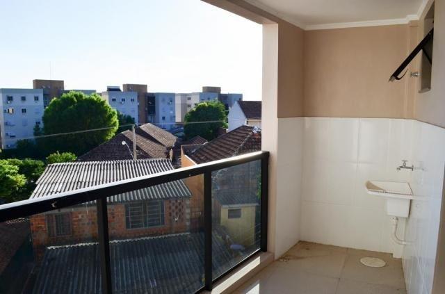 Apartamento à venda com 1 dormitórios em Centro, Santa maria cod:0444 - Foto 9