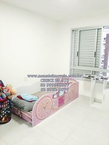 Esplêndido Apartamento para venda, 4 quartos, 3 suítes, Jardim Goiás! - Foto 14