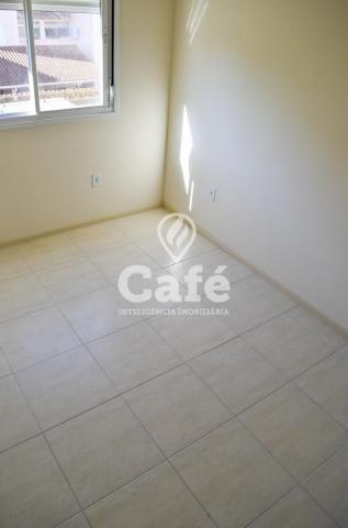 Apartamento à venda com 2 dormitórios em Nonoai, Santa maria cod:1046 - Foto 11