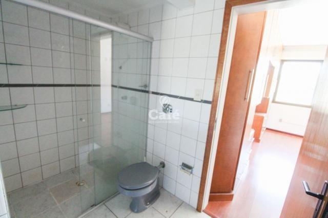 Apartamento central de 2 dormitórios com box. - Foto 17