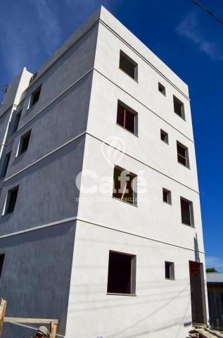 Apartamento à venda com 2 dormitórios em São joão, Santa maria cod:1345 - Foto 2