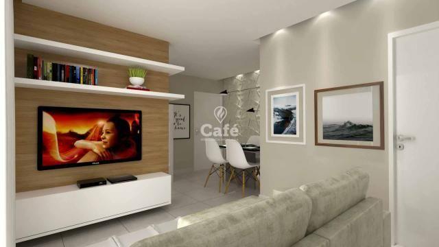 Apartamento de 2 dormitórios com garagem no Centro de Santa Maria - Foto 6