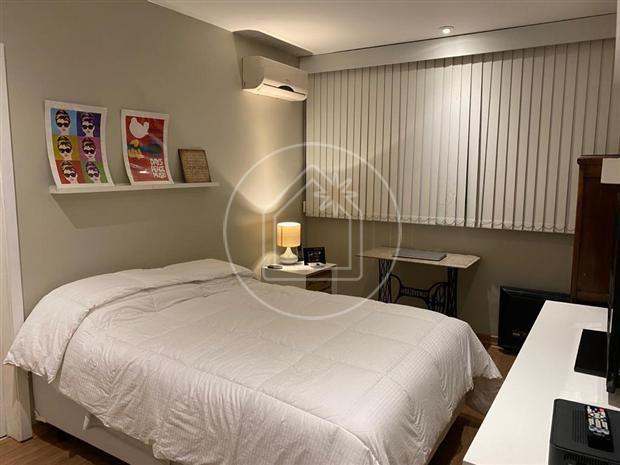 Apartamento à venda com 3 dormitórios em Barra da tijuca, Rio de janeiro cod:886847 - Foto 19