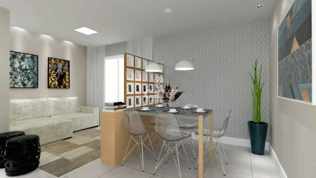 Apartamento de 2 dormitórios com suite e garagem no Centro de Santa Maria - Foto 8