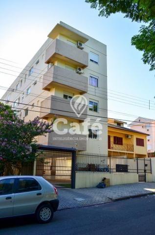 Apartamento à venda com 2 dormitórios em Nonoai, Santa maria cod:1046