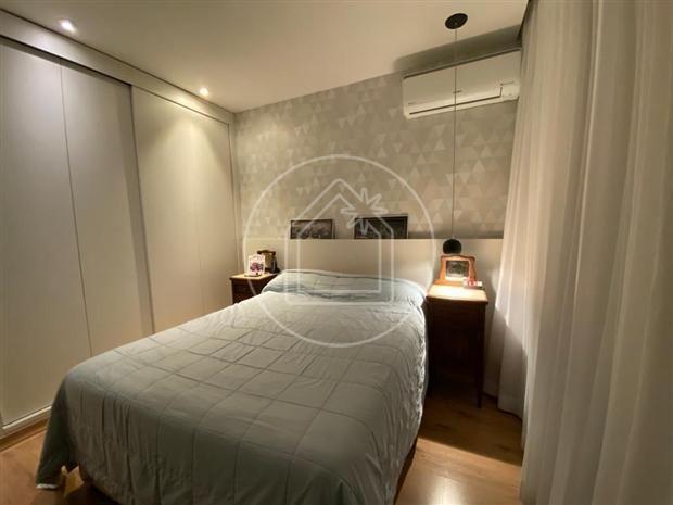 Apartamento à venda com 3 dormitórios em Barra da tijuca, Rio de janeiro cod:886847 - Foto 18