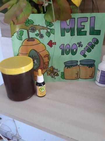 Mel e Própolis 100% puro