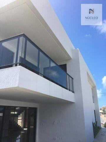 Casa com 4 dormitórios à venda, 248 m² por R$ 1.600.000,00 - Intermares - Cabedelo/PB - Foto 9