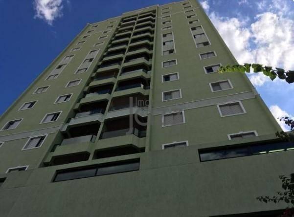 Apartamento com 3 dormitórios à venda, 82 m² por R$ 420.000,00 - Jardim Chapadão - Campina