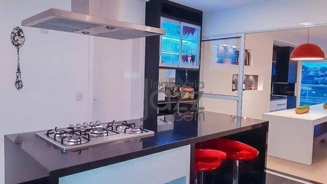 Maravilhoso apartamento com 4 dormitórios à venda, 240 m² por R$ 2.600.000 - Foto 2