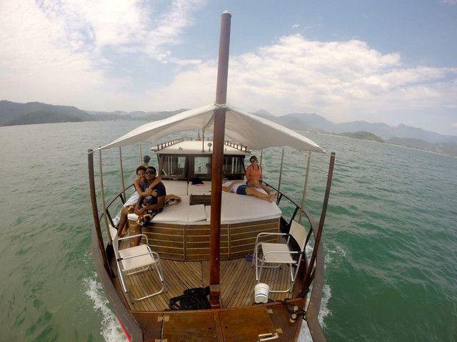 Barco Traineira 34 pés - Foto 16