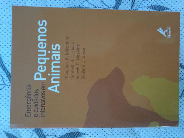 Livros de Veterinária. Coleção completa. - Foto 2
