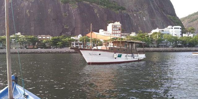 Barco Traineira 34 pés