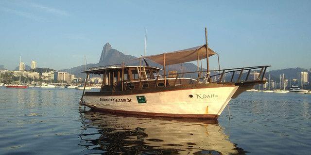 Barco Traineira 34 pés - Foto 12