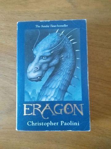 Livro - Eragon (Inglês) - Christopher Paolini