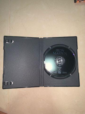 DVD Iron Maiden - Foto 2