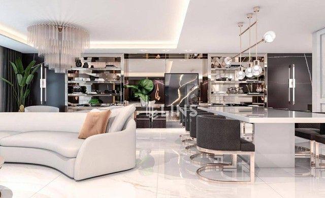 Apartamento com 3 suítes com 224 m², à venda por R$ 2.250.000 - Altiplano - João Pessoa/PB - Foto 5