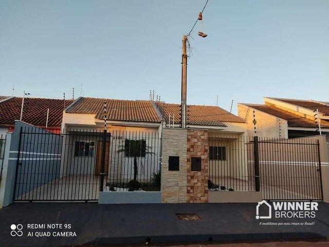 Casa com 2 dormitórios à venda, 60 m² por R$ 170.000 - Jardim Monterey - Sarandi/PR - Foto 4
