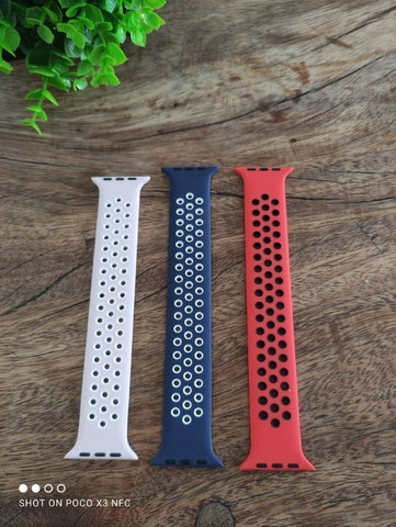 Pulseira Sport Premium Para Relógio Smart Watch Tamanhos 38/40/42/44 MM - Foto 2