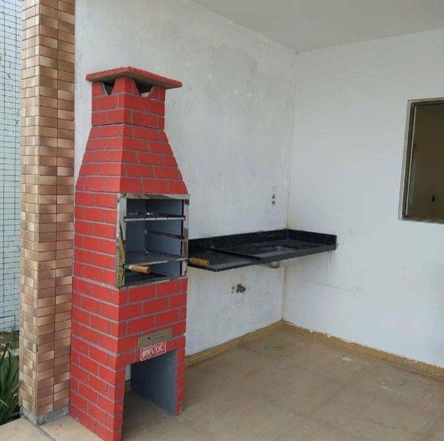 Excelente apartamento no N. Geise com area de lazer - Foto 10