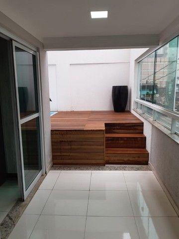 Apto Diferenciado com terraço e Piscina Com 3 Quartos Mobiliado em  Itapema Cód. V1647 - Foto 10