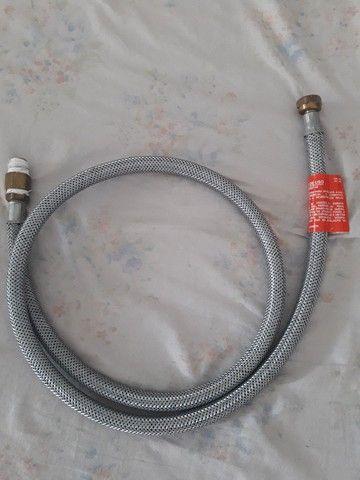 Mangueira de gás  com adaptador