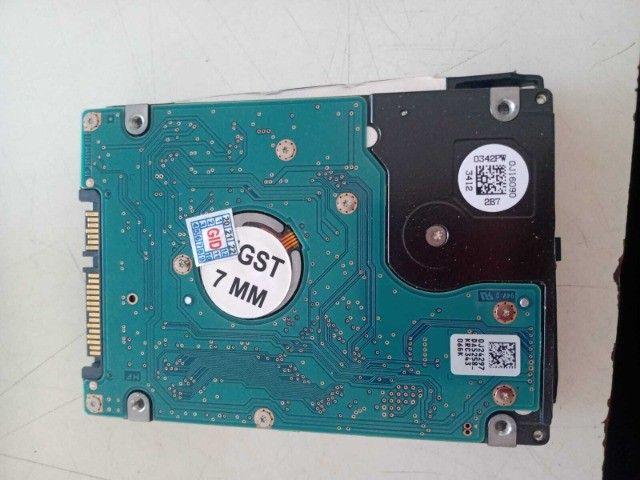 HD Para Notbook 320GB Seminovo marca HGST - Foto 3