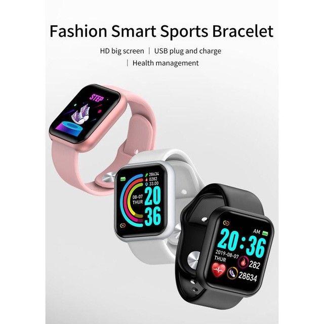 Smartwatch D20/Y68 - Foto 4