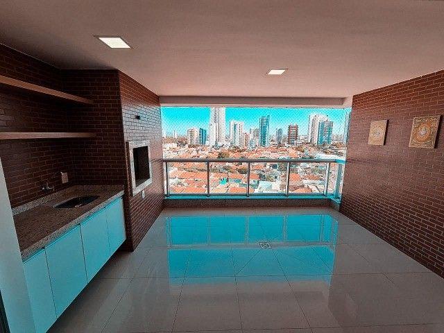 Condomínio Belle Vie apartamento com 3 Suíte, 134m, Jardim Das Américas-Cuiabá  - Foto 2