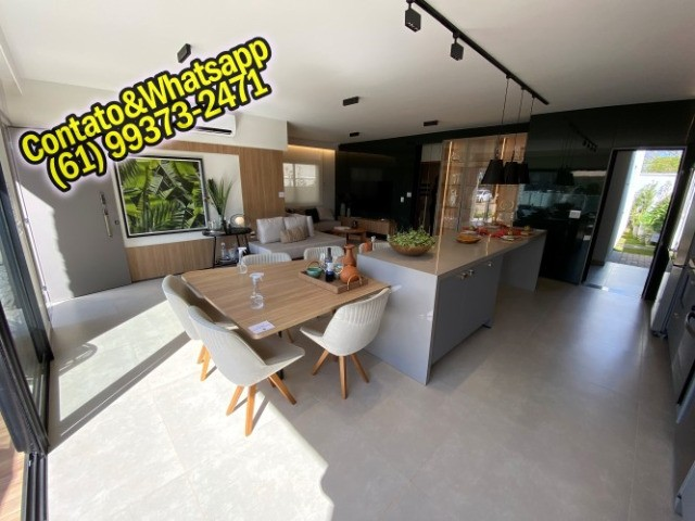 Novo Lançamento Jardins, Casa em Condominio Fechado em Goiania - GO - Foto 12