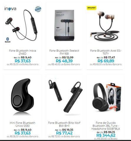 Fones Bluetooth - Fone de Ouvido Sem Fio para Celular - Foto 2
