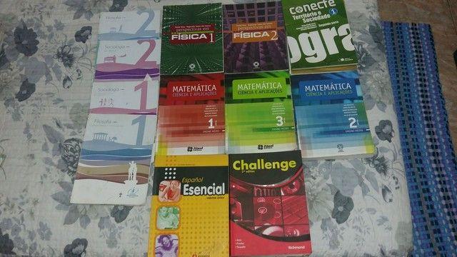 Livros escolares 7 8 9 ano - Foto 4