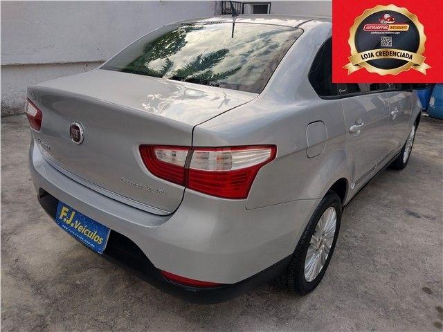 Fiat Grand siena 2016 1.6 mpi essence 16v flex 4p manual - Foto 4