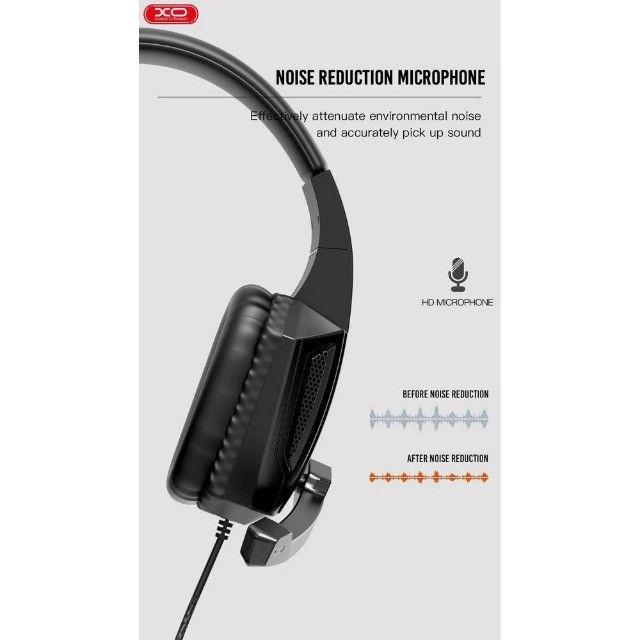 Headset Gamer c Áudio 3d Xo-ge-01 Headphone Game Com Microfone Console Pc - Foto 3