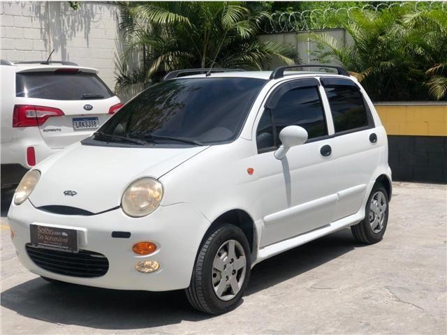 Chery Qq 1.1 mpfi 16v gasolina 4p manual - Foto 2