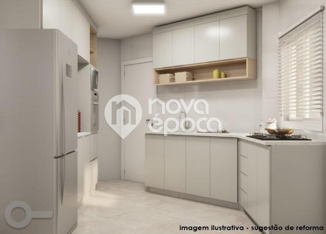 Apartamento à venda com 3 dormitórios em Botafogo, Rio de janeiro cod:CO3AP50580 - Foto 20