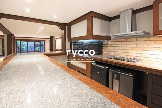 Linda casa, com 385m² privativos, bairro Boa vista. - Foto 6