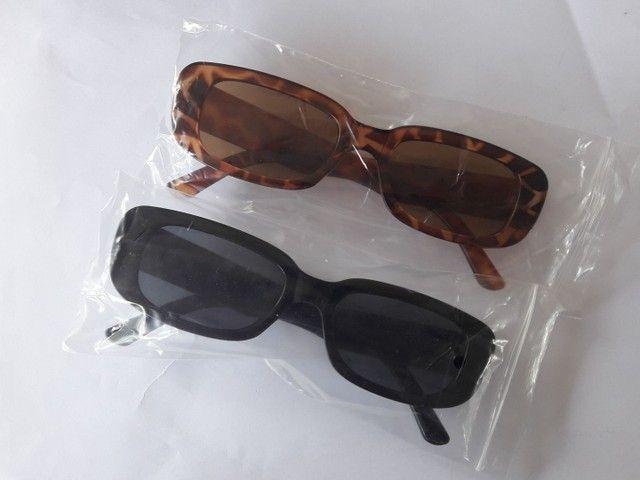 Óculos de sol retrô / vintage NOVO - Foto 2