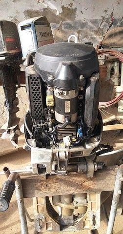 Motor honda 50 HP - Foto 4