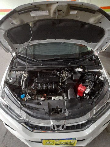 Honda City 1.5 aut! 2019 Perfeito!!! - Foto 6