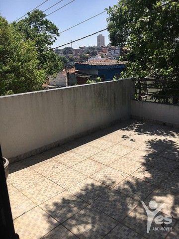 Sobrado comercial, 04 salas, 140m², Jardim Santo Antônio, Santo André - Foto 17