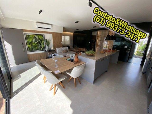 Casas à Venda em Goiânia Condomínio Fechado, Nova, Parcela com Terreno! - Foto 11