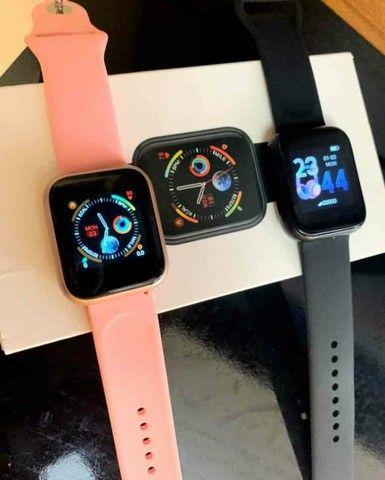 Relógio Smartwatch ThinFit W8