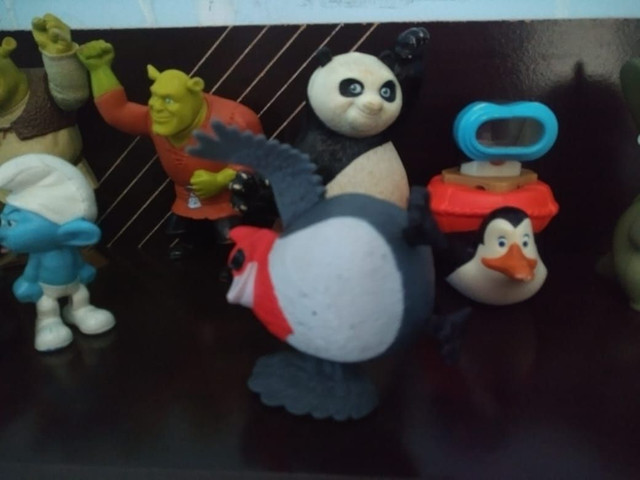 Lote Brinquedos De Filmes - Foto 4