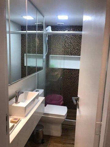 T.C- Apartamento a venda mobiliado com 2 quartos!!!  cod:0030 - Foto 8