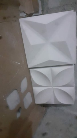 Placa de gesso 3d - Foto 4