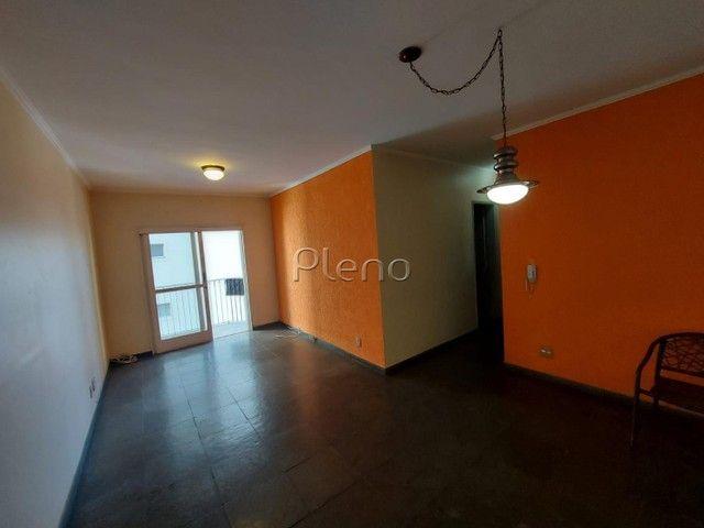 Apartamento à venda com 3 dormitórios em Bosque, Campinas cod:AP030092