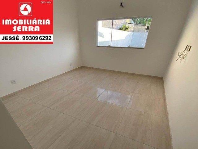 JES 001. Casa nova na Serra de 66M² em Jacaraipe 2 quartos com suíte. - Foto 4