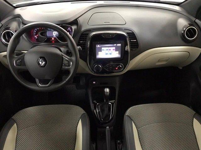 Renault Captur Intense 1.6  Flex Completo 12.000km - Foto 7